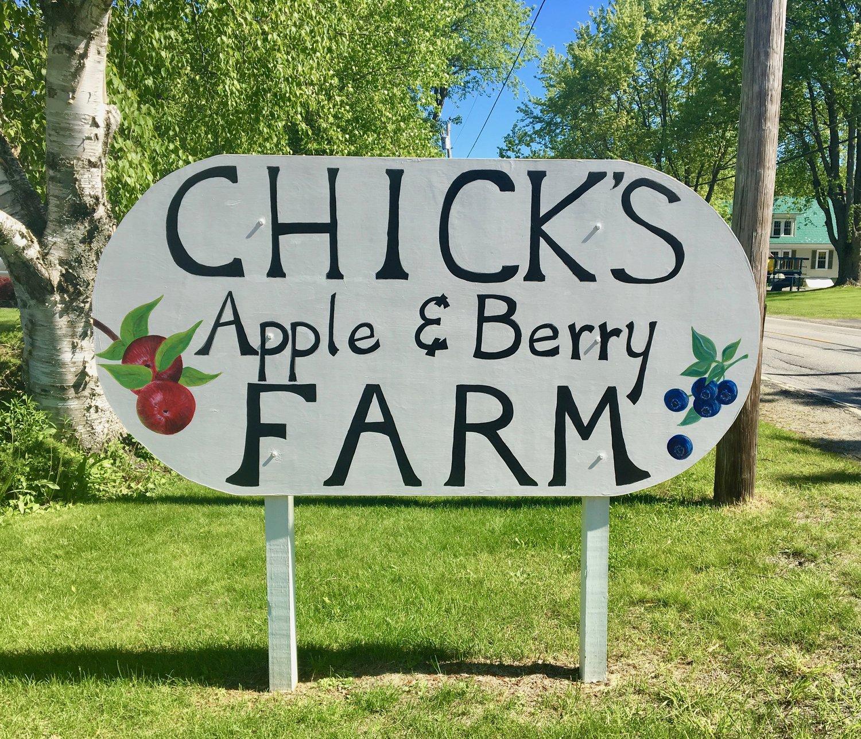 Chick's Apple & Berry Farm